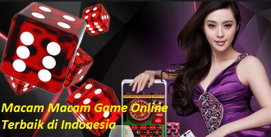 Macam Macam Game Online Terbaik di Indonesia