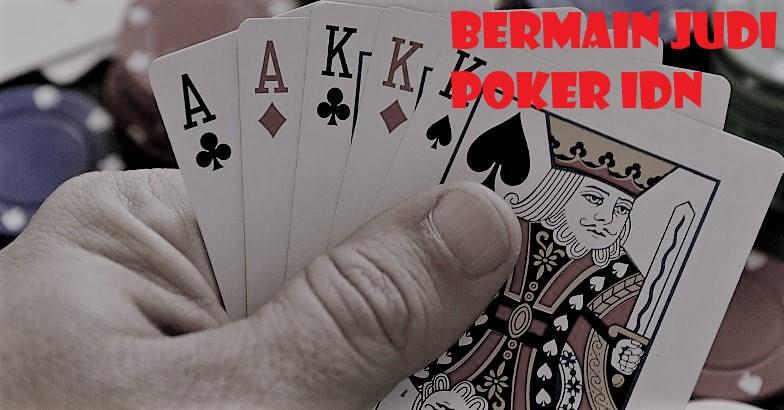 Kenapa Orang Susah Berhenti Bermain Judi Poker IDN Terbaik Uang Asli